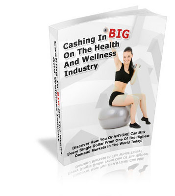 Product picture Cashing in big on the health and wellness industry-Network m