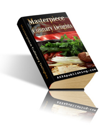 Product picture Masterpiece Culinary Delights-Food Recipes